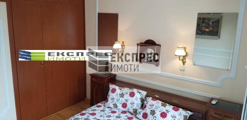Newly furnished 2 Schlafzimmer Wohnung, Lozenets